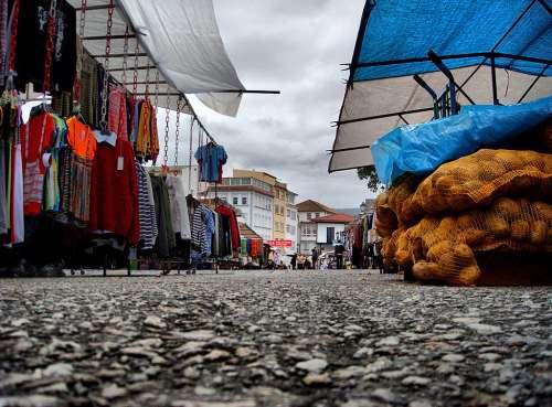 Feria en Pontedeume
