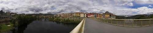 Panorámica desde el puente