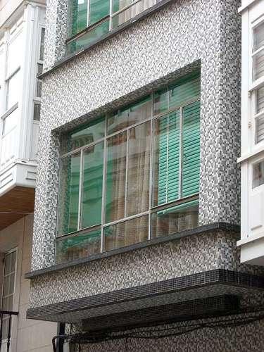 Edificio sin restaurar en Betanzos