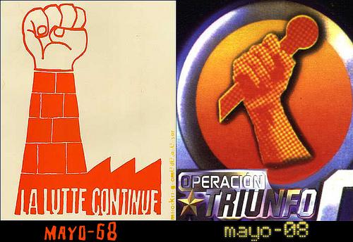 Mayo 1968 - Mayo 2008