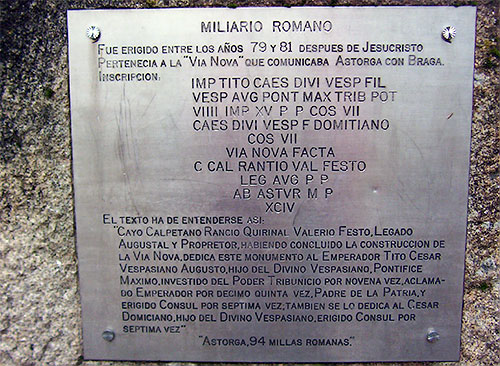 Miliarios II