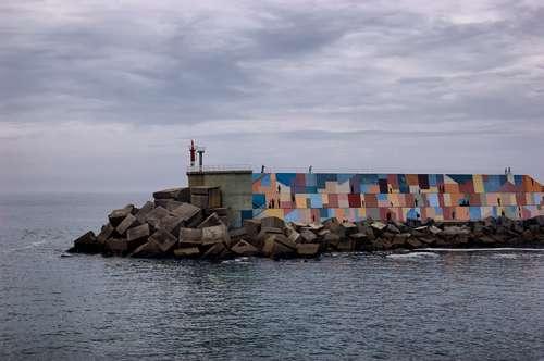 Muelle de La Guardia II
