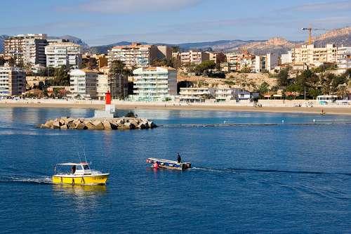 Puerto de Villajoyosa