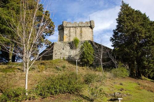 Castillo de Villasobroso