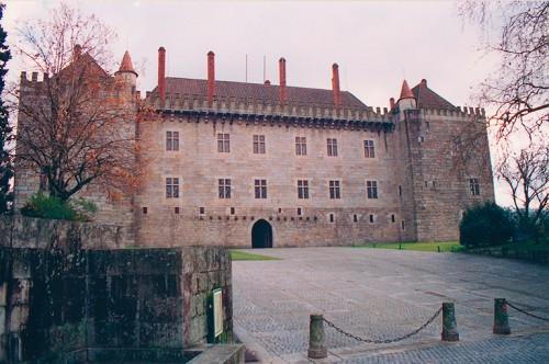 El Palacio de los Duques de Bragança