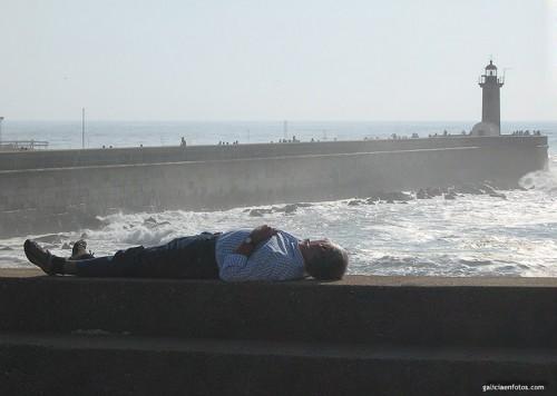 Durmiendo al sol
