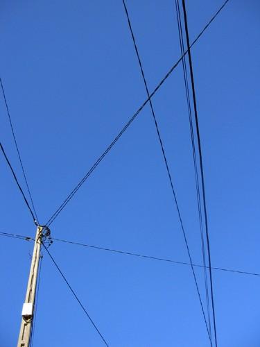 Vivan los cables