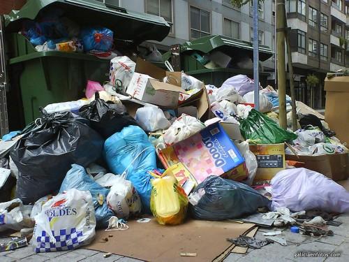 Huelga de basureros 2