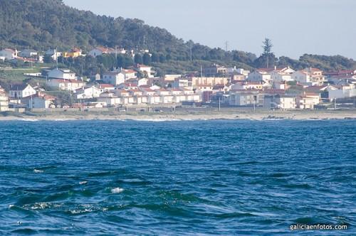 Sorteando las olas