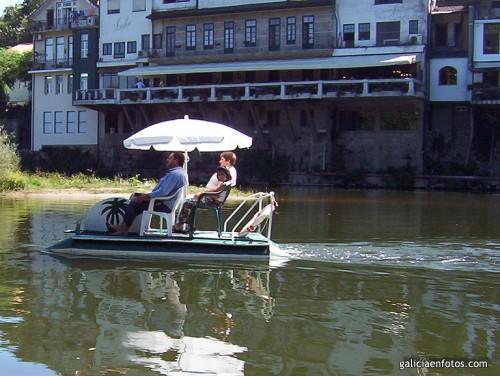 Navegando tranquilamente