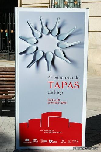 Concurso de tapas en Lugo