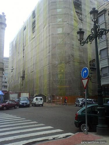Edificio Caixanova