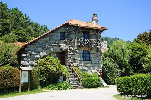 Casa forestal Ingeniero Areses