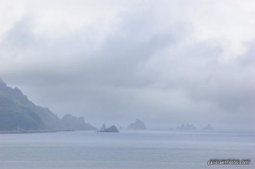 Silueta de Cabo Ortegal