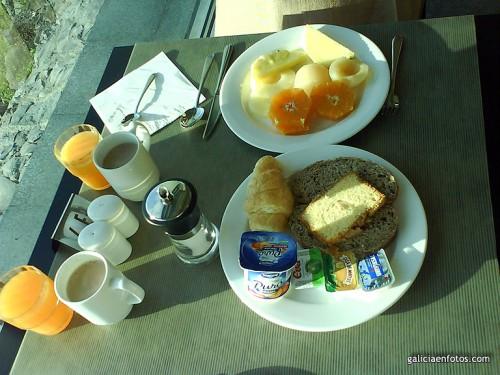Ultimo desayuno