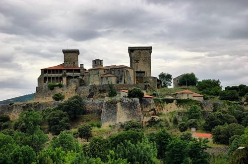 Castillo desde el parador