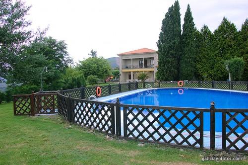 Piscina for Paradores con piscina climatizada