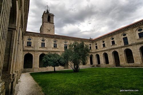 Claustro de San Clodio