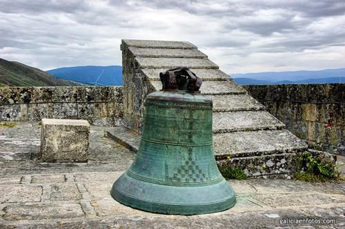 La campana del castillo