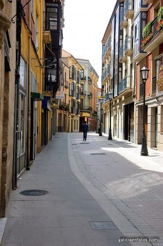 Caminando por Zamora