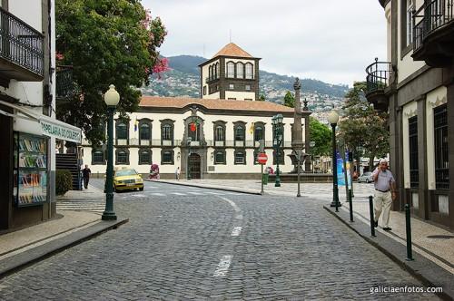 Calles de Funchal