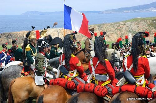 Soldados a caballo