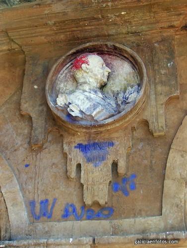 Efigie pintada