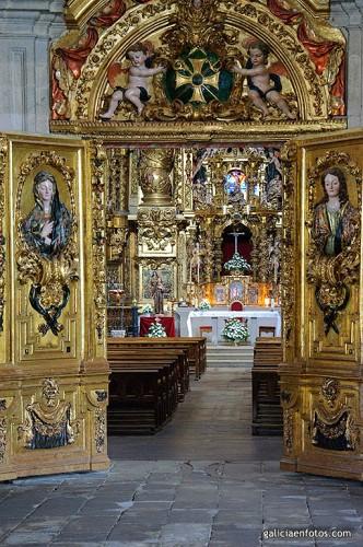 Interior de San Rosendo