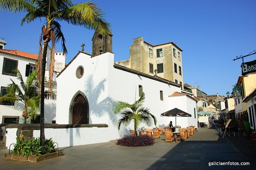 Iglesia en la Cidade Velha