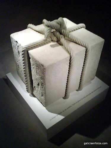 Escultura en bloque