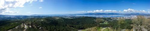 Vistas desde Monte Lobeira