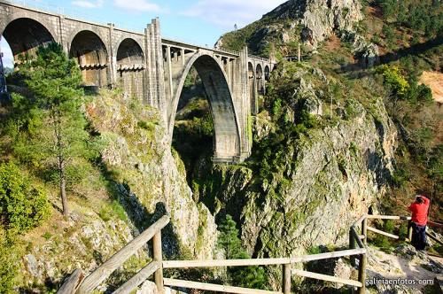 Viaducto de Vedra