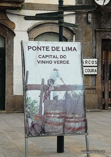 Cartel de Ponte de Lima
