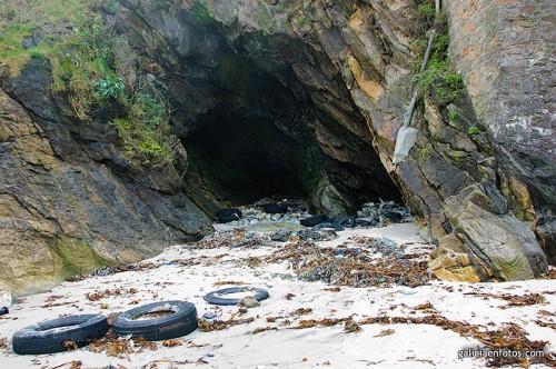 La cueva de los neumáticos