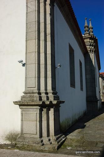 Iglesia con cámara