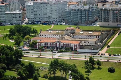 Cárcel de Coruña