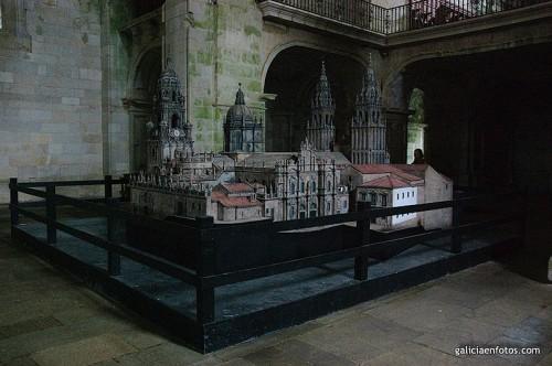 Reproducción de la catedral