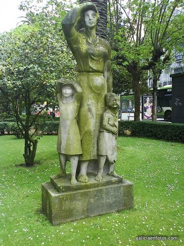 Monumento al musgo