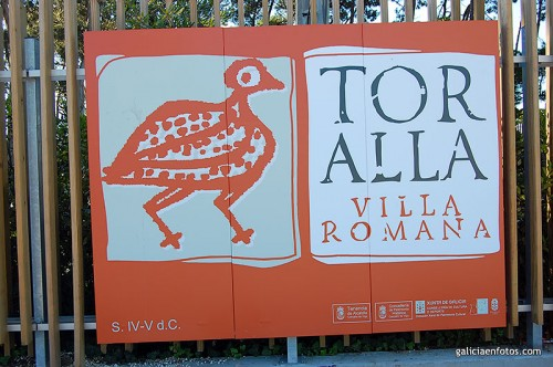 Cartel de Toralla