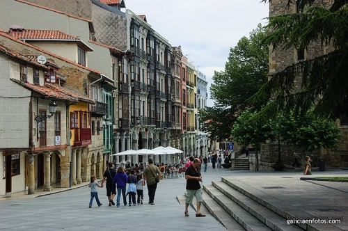 Centro histórico de Avilés