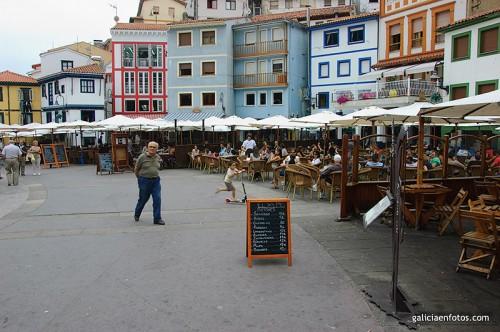 Restaurantes de Cudillero
