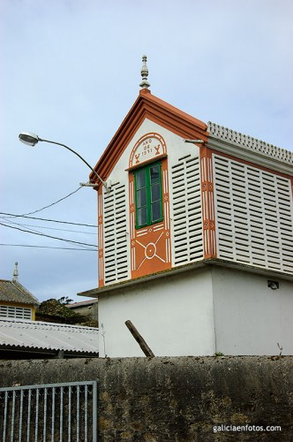 Hórreo casita