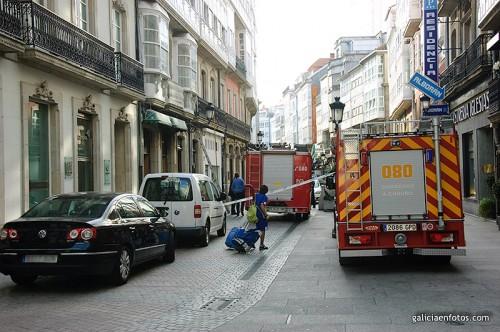 Retén de bomberos