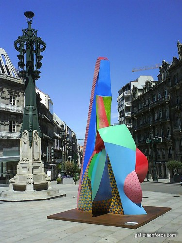 Monumento itinerante