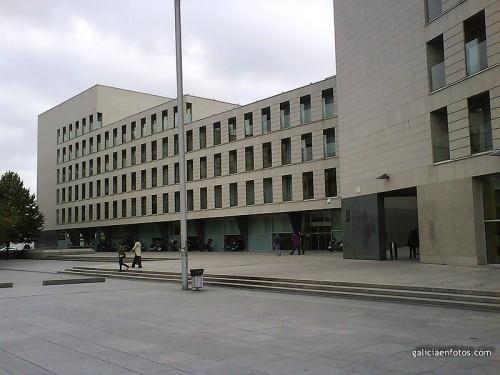 Edificio de la Xunta