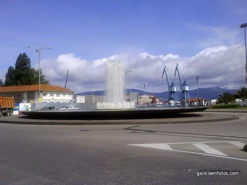 Paellera de Vigo