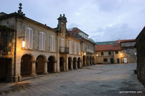 Plaza da Pedreira