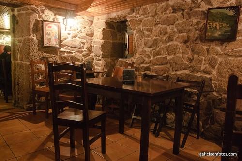 Interior de Furancho