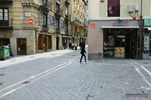 La calle de la Estafeta