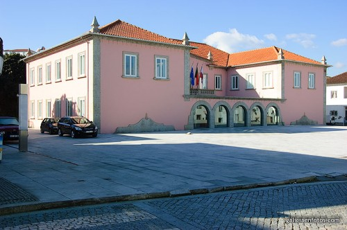 Ayuntamiento de Ponte da Barca